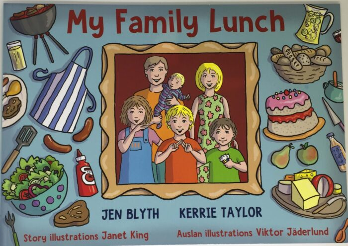 Cover of My Family Lunch